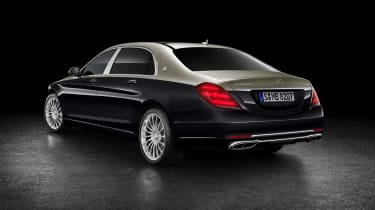 Mercedes-Maybach S 650 Saloon - rear