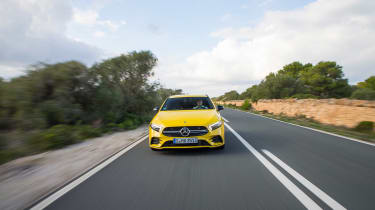 Mercedes-AMG A35 - front