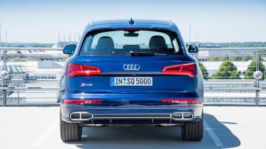 Audi SQ5 TFSI - rear