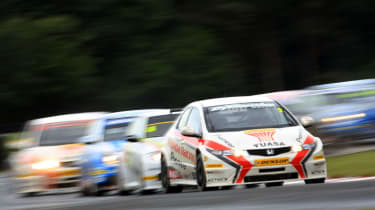 British Touring Car Championship Round 5: Croft