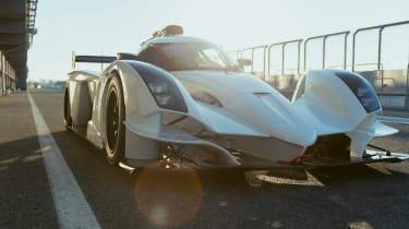 2021 Praga R1 front