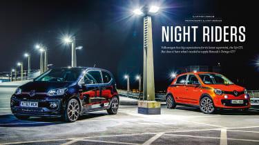 evo 248 – VW Up GTI vs Renault Twingo GT