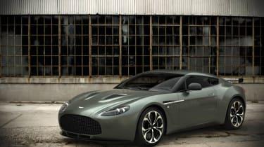Aston Martin V12 Zagato makes production