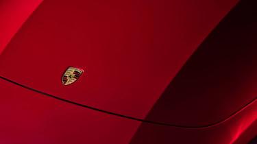 Porsche Panamera Turbo - Badge