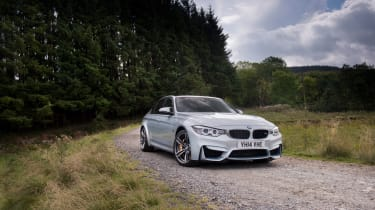 BMW M3 - Front