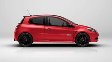 Renaultsport Clio 200 Raider matt red