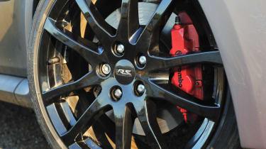 Renaultsport Clio 200 Raider alloy wheel