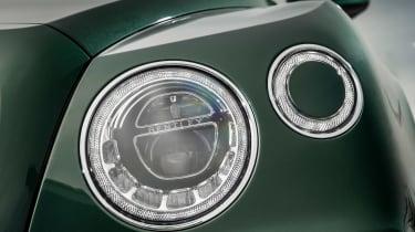 Bentley Bentayga Diesel - headlight