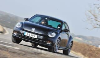 2013 Volkswagen Beetle Turbo Silver front