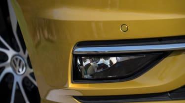 Volkswagen Golf foglight