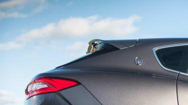 Maserati Levante - rear spoiler