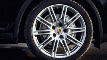 Porsche Cayenne S Diesel - Wheel