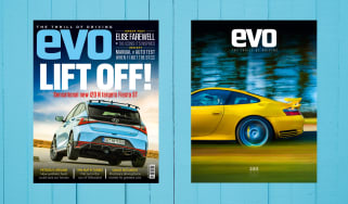 evo issue 285 - covers