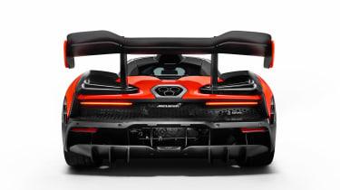 McLaren Senna - rear