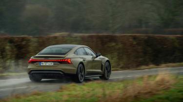 Audi RS e-tron GT evo - rear
