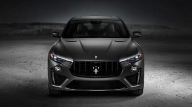 Maserati Levante Trofeo - nose
