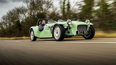 Caterham Seven SuperSprint - Front