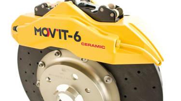 Movit brakes part