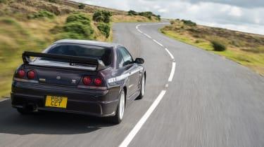Nissan Nismo 400R – rear