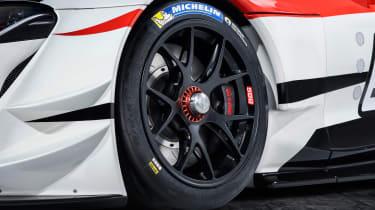 Toyota Supra GRMN - wheels