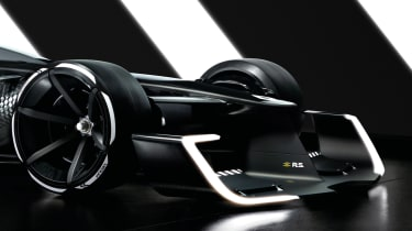 Renault R.S. Vision 2027 - front detail