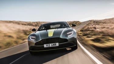 Aston Martin DB11 AMR - front