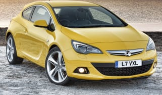 Vauxhall Astra GTC SRi review
