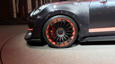 Mini John Cooper Works GP Concept - Frankfurt motor show