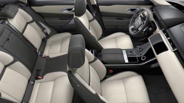 Range Rover Velar - interior
