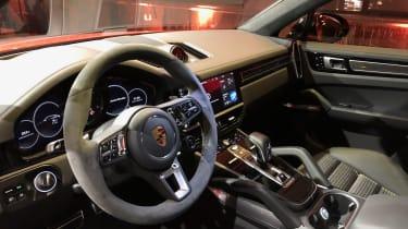 Porsche Cayenne Coupe - dasg