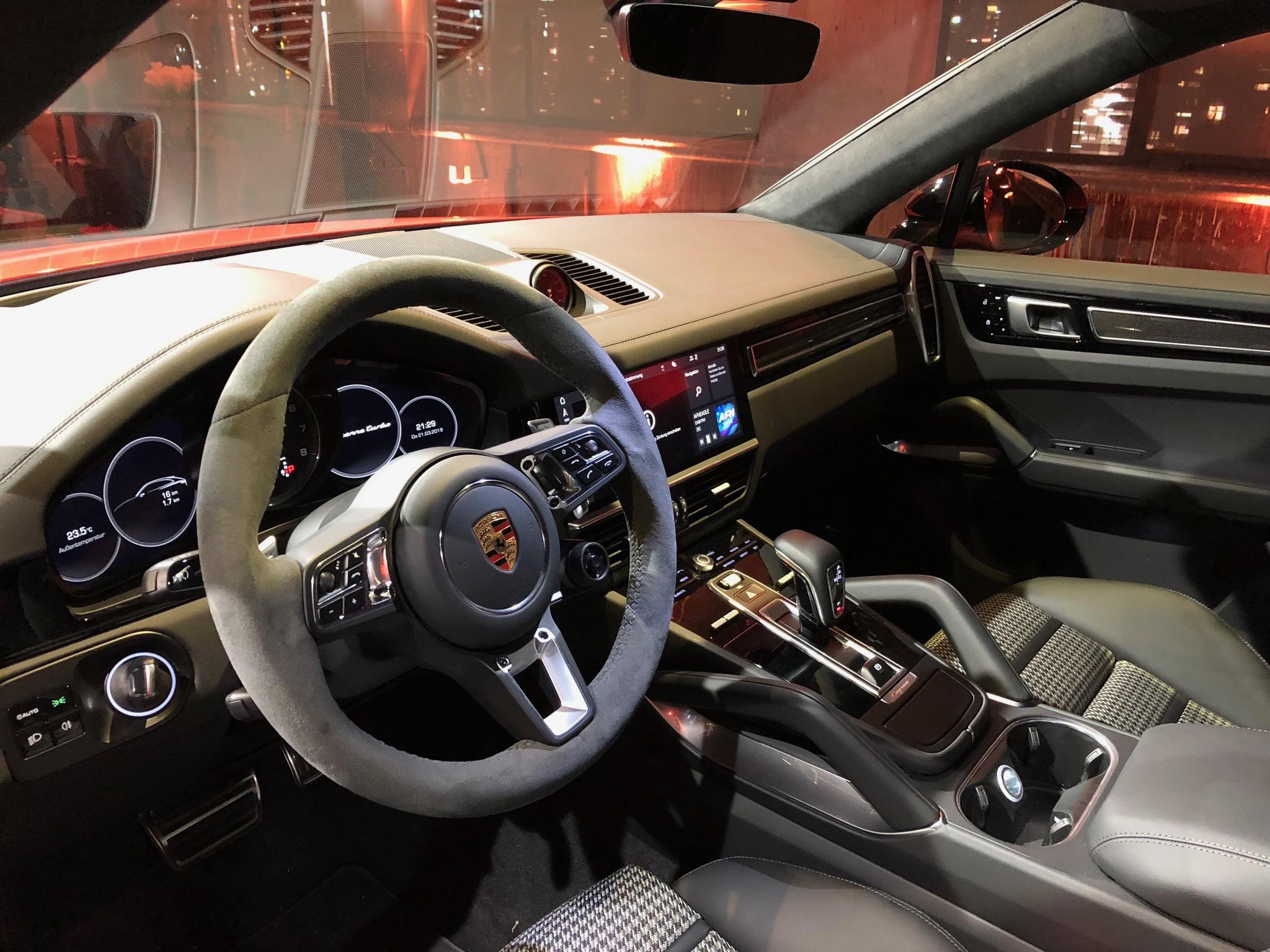 Porsche Cayenne Coupe revealed  Still want that BMW X6? | Evo
