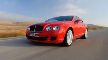 Bentley Conti GT Speed