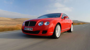 Bentley Conti GT Speed