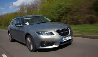 Saab 9-5 SportWagon estate review