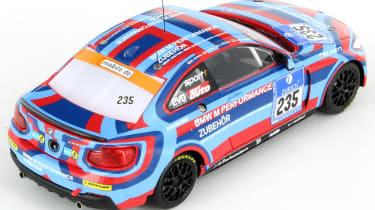 Minichamps BMW M235i Nurburgring 24 Hours 2014
