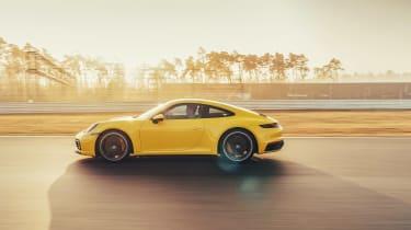 992 Porsche 911 Carrera S review - profile