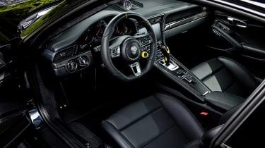 Techart 911 GTsport - interior