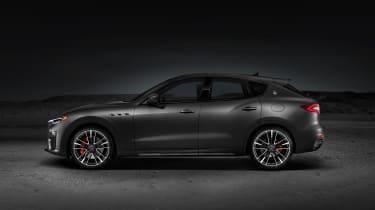 Maserati Levante Trofeo - profile