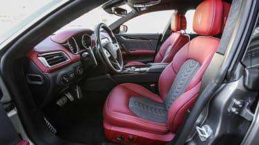Maserati Ghibli 2016 - red zegna