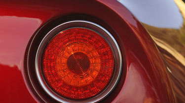 Alfa Romeo 8C Spider rear light