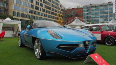 City Concours - Touring Superleggera Disco Volante