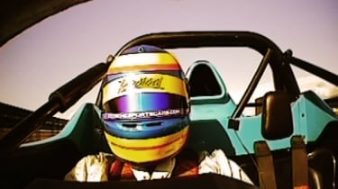 Roger Green in a Radical