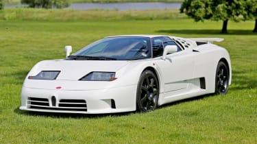 St James's Concours: Bugatti EB110