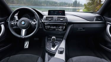 2017 BMW 4 Series Coupe - Interior