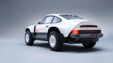 Singer Vehicle Design ACS - studio rear quarter