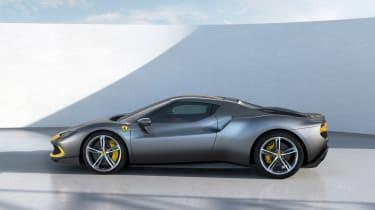 2022 Ferrari 296 GTB AF – side