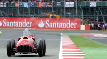 British F1's greatest moments - ferrari