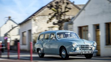 1957 Renault Fregate Domaine