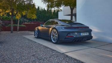 Porsche 911 GT3 Touring – rear quarter static