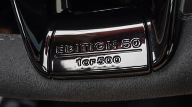 Mercedes-AMG GT C Coupé - Steering wheel